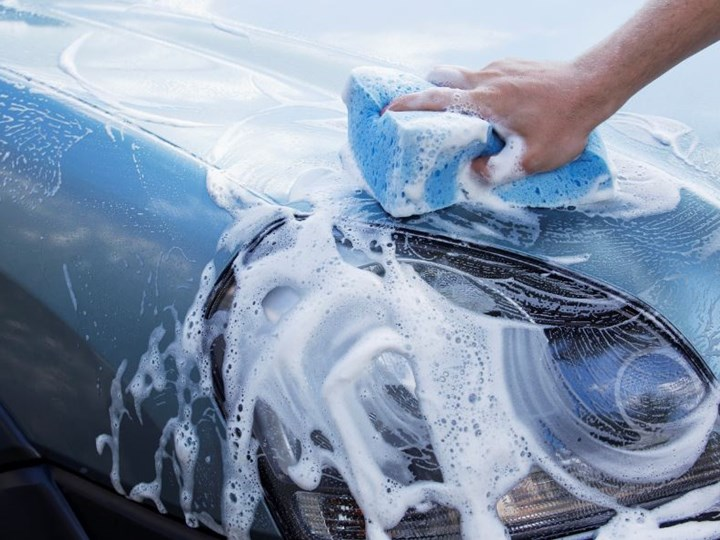On-site Car Wash and Vehicle Detailing